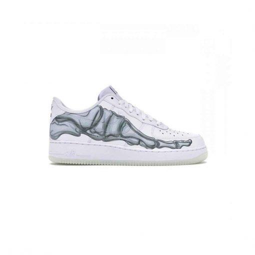 کفش نایک مردانه مدل ایرفرس سفید